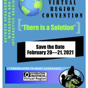 OA Virtual Region Convention